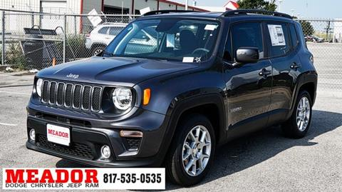 2019 Jeep Renegade for sale in Fort Worth, TX