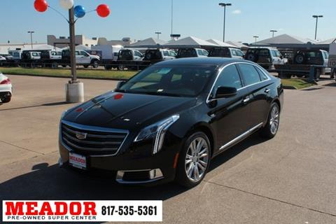 2018 Cadillac XTS for sale in Fort Worth, TX