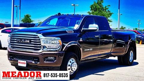 2019 RAM Ram Pickup 3500 for sale in Fort Worth, TX