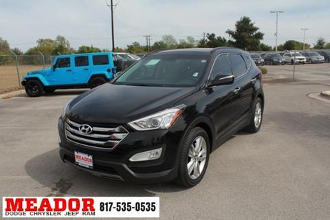 2016 Hyundai Santa Fe Sport for sale in Fort Worth, TX