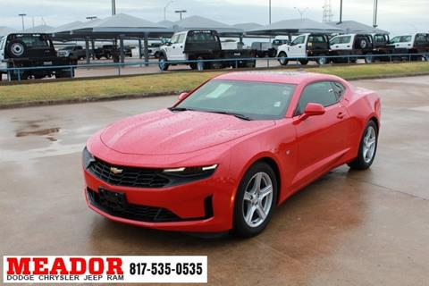 2019 Chevrolet Camaro for sale in Fort Worth, TX
