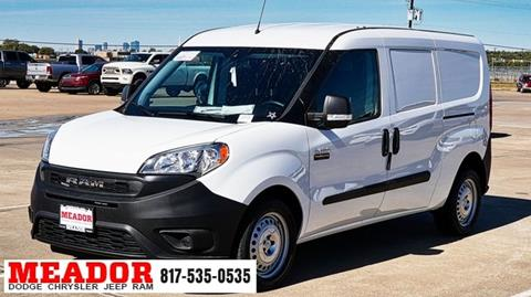 2020 RAM ProMaster City Cargo for sale at Meador Dodge Chrysler Jeep RAM in Fort Worth TX