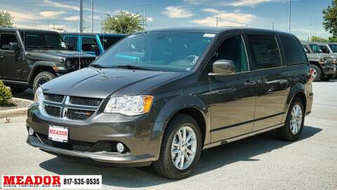 2020 Dodge Grand Caravan for sale at Meador Dodge Chrysler Jeep RAM in Fort Worth TX