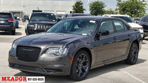2020 Chrysler 300 for sale at Meador Dodge Chrysler Jeep RAM in Fort Worth TX