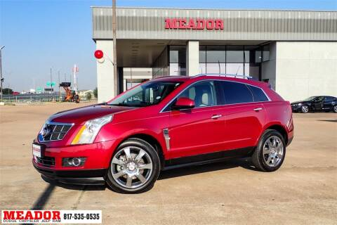 2012 Cadillac SRX for sale at Meador Dodge Chrysler Jeep RAM in Fort Worth TX