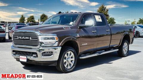 2020 RAM Ram Pickup 3500 for sale at Meador Dodge Chrysler Jeep RAM in Fort Worth TX