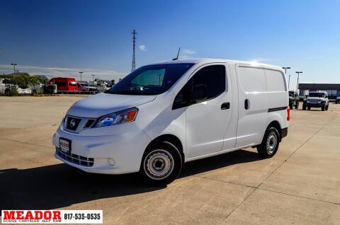 2020 Nissan NV200 for sale at Meador Dodge Chrysler Jeep RAM in Fort Worth TX