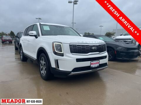 2020 Kia Telluride for sale at Meador Dodge Chrysler Jeep RAM in Fort Worth TX