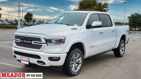 2021 RAM Ram Pickup 1500 for sale at Meador Dodge Chrysler Jeep RAM in Fort Worth TX