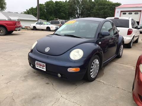 1999 Volkswagen New Beetle for sale at Fast Action Auto in Des Moines IA