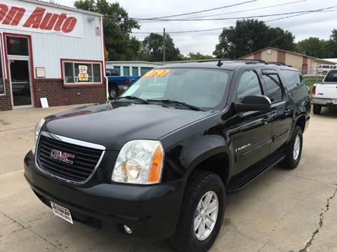 2007 GMC Yukon XL for sale at Fast Action Auto in Des Moines IA
