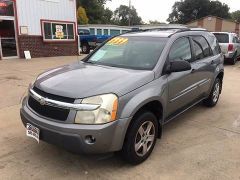 2005 Chevrolet Equinox for sale at Fast Action Auto in Des Moines IA