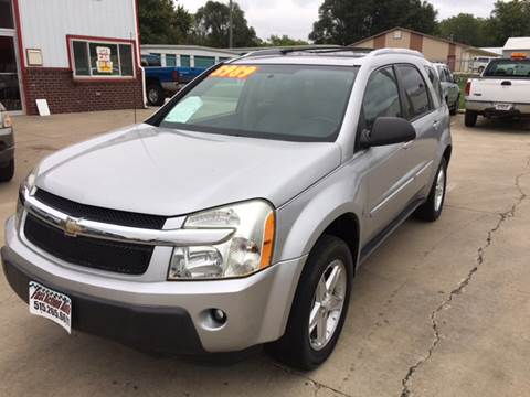 2005 Chevrolet Equinox for sale in Des Moines, IA