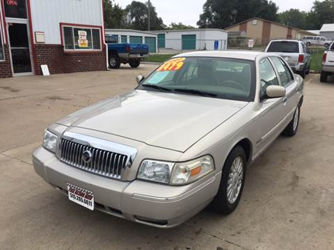 2007 Mercury Grand Marquis for sale at Fast Action Auto in Des Moines IA