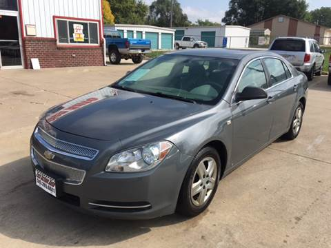 2008 Chevrolet Malibu for sale at Fast Action Auto in Des Moines IA