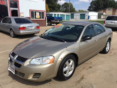 2004 Dodge Stratus for sale in Des Moines, IA
