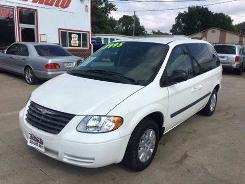 2005 Chrysler Town and Country for sale at Fast Action Auto in Des Moines IA