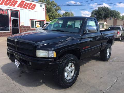 1997 Dodge Ram Pickup 1500 for sale at Fast Action Auto in Des Moines IA