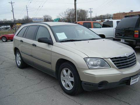 2005 Chrysler Pacifica for sale at Fast Action Auto in Des Moines IA