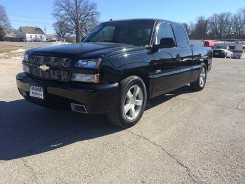 2003 Chevrolet Silverado 1500 SS for sale at Fast Action Auto in Des Moines IA