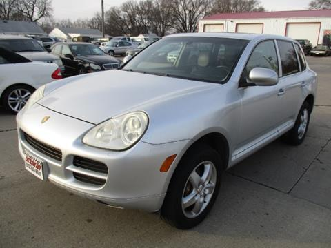 2005 Porsche Cayenne for sale in Des Moines, IA