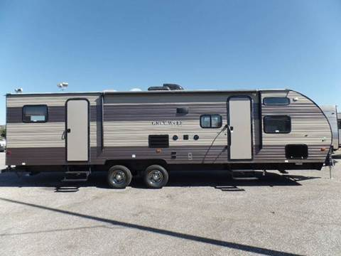 2018 Forest River GREY WOLF for sale at Gold Country RV in Auburn CA
