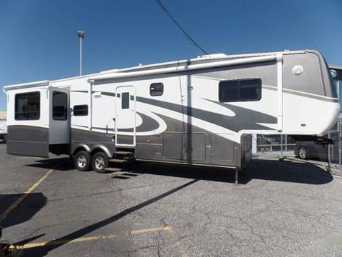 2007 KZ ESCALADE 37REB for sale at Gold Country RV in Auburn CA