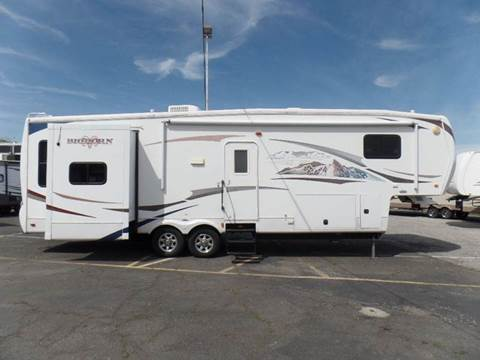 2010 Heartland BIGHORN 3055RL for sale at Gold Country RV in Auburn CA