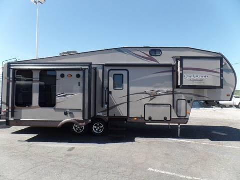 2014 Forest River ROCKWOOD ULTRALITE for sale at Gold Country RV in Auburn CA