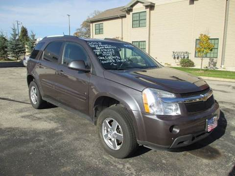 2008 Chevrolet Equinox for sale at Cars R Us Sales & Service llc in Fond Du Lac WI