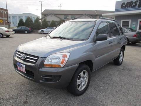 2006 Kia Sportage for sale at Cars R Us Sales & Service llc in Fond Du Lac WI