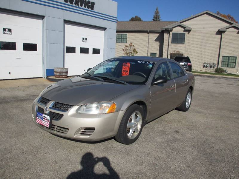 2004 Dodge Stratus for sale at Cars R Us Sales & Service llc in Fond Du Lac WI