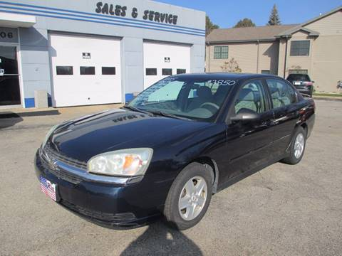 2005 Chevrolet Malibu for sale at Cars R Us Sales & Service llc in Fond Du Lac WI