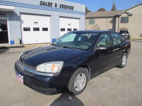 2005 Chevrolet Malibu for sale at Cars R Us Sales & Service llc in Fond Du Lac WI