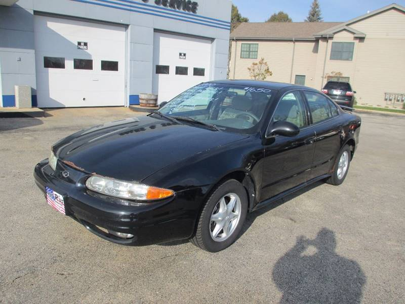 2000 Oldsmobile Alero for sale at Cars R Us Sales & Service llc in Fond Du Lac WI