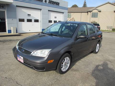2007 Ford Focus for sale at Cars R Us Sales & Service llc in Fond Du Lac WI