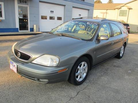 2003 Mercury Sable for sale at Cars R Us Sales & Service llc in Fond Du Lac WI