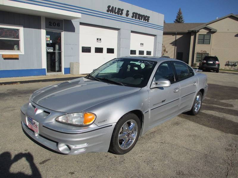 2001 Pontiac Grand Am for sale at Cars R Us Sales & Service llc in Fond Du Lac WI