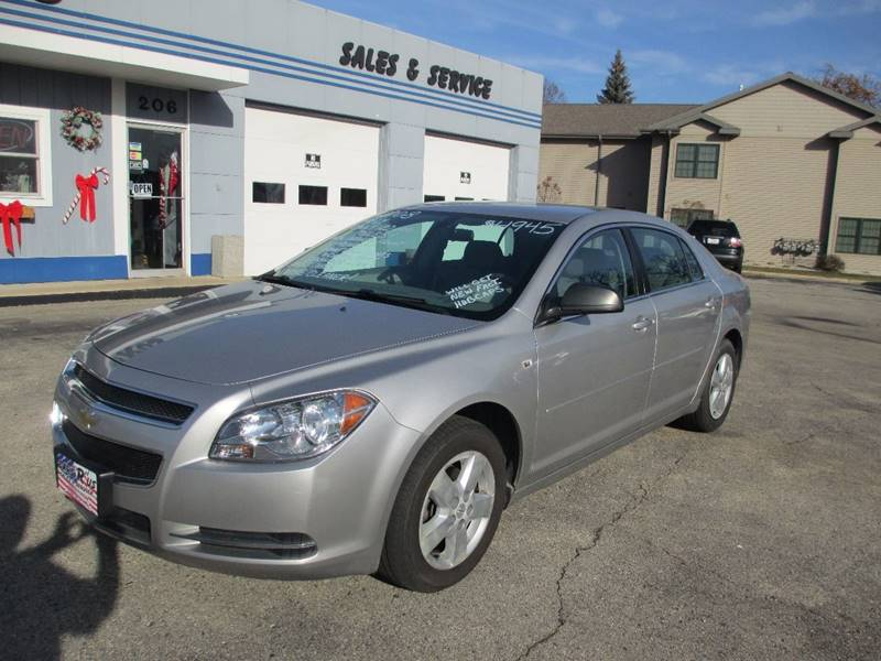 2008 Chevrolet Malibu for sale at Cars R Us Sales & Service llc in Fond Du Lac WI
