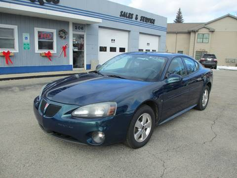 2006 Pontiac Grand Prix for sale at Cars R Us Sales & Service llc in Fond Du Lac WI