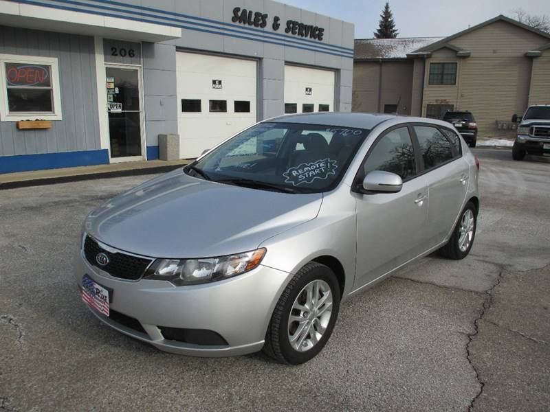 2012 Kia Forte5 for sale at Cars R Us Sales & Service llc in Fond Du Lac WI