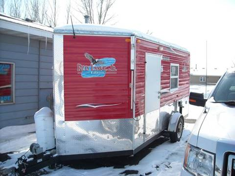 2015 Ice Castle Red Lake Jr. for sale in Detroit Lakes, MN