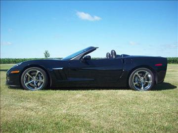 2010 Chevrolet Corvette for sale at S & S CLASSIC MOTORSPORTS INC in Ellendale MN