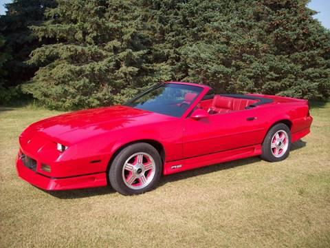 1992 Chevrolet Camaro for sale in Ellendale, MN