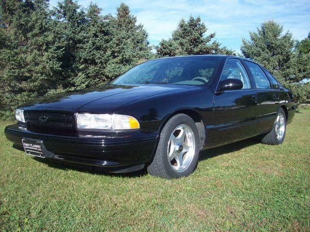 1995 Chevrolet Impala SS 4dr Sedan - Ellendale MN