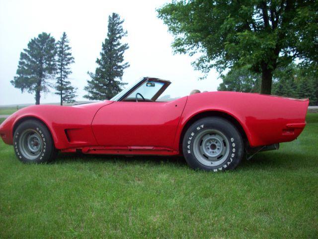 1973 Chevrolet Corvette  - Ellendale MN