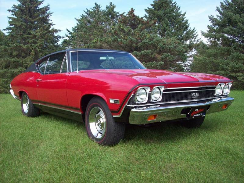 1968 Chevrolet Chevelle Ss 396 In Ellendale Mn S S Classic