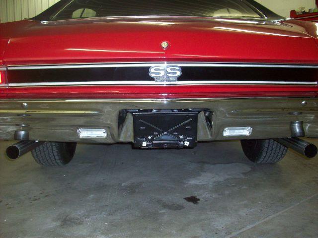 1968 Chevrolet Chevelle SS 396 - Ellendale MN