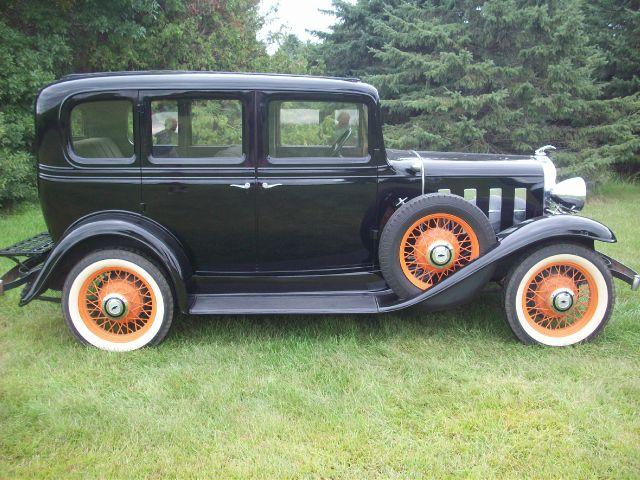 1932 Chevrolet BA Confederate Special Deluxe - Ellendale MN
