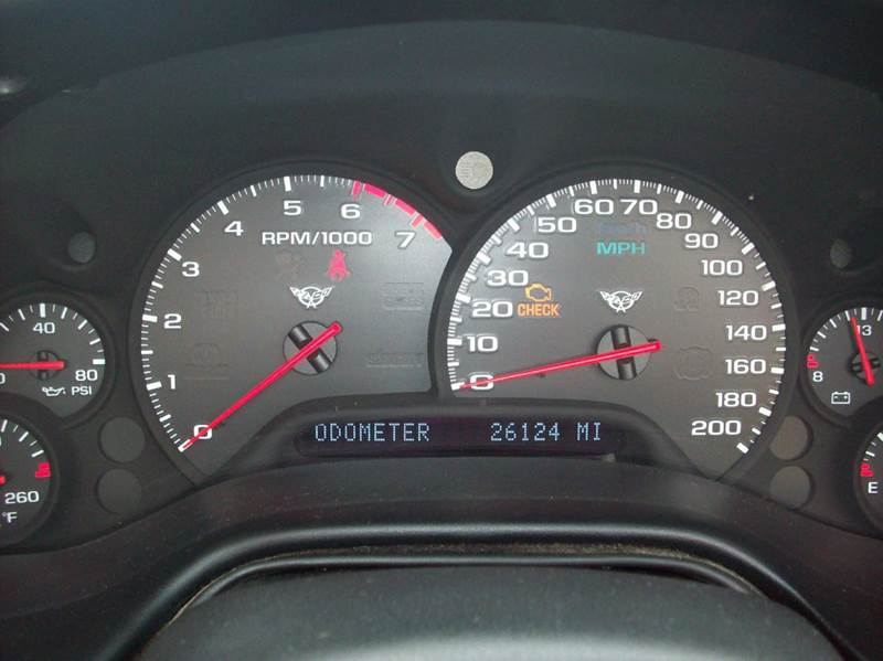 1998 Chevrolet Corvette 2dr Convertible - Ellendale MN